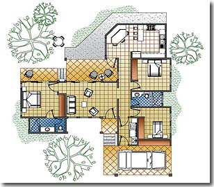 Incredible Altos De Antigua Pre Designed Homes Inspirational Interior Design Netriciaus